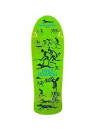 Powell Peralta Bones Brigade Reissue - Lance Mountain - Green - 10in x 30.5in - Skateboard Deck