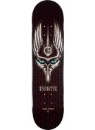 Powell Peralta Pro Chad Bartie Crow Ligament Tech - Black - 8 - Skateboard Deck