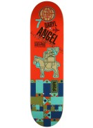 Habitat Daryl Angel Pack Animal - 8.375 - Skateboard Deck