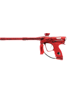 DYE DM12 Paintball Gun - PGA Red Cloth