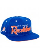 Young and Reckless OG Reckless Snapback - Blue - Mens Hat
