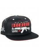 Young and Reckless Gunplay Snapback - Black - Mens Hat