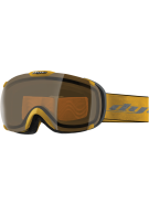 Dye T1 Yellow Snowboard Goggles - HD