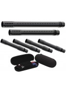 Dye Ultralite Paintball 6pc. Barrel Kit w/ Boom Box - Autococker Threaded