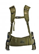 Valken V-Tac Echo Paintball Vest - Tiger Stripe