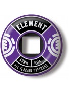 Element Divided 53mm - Purple - Skateboard Wheels