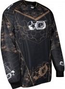 Planet Eclipse 2011 Distortion Paintball Jersey - Emortal Aztec