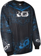 Planet Eclipse 2011 Distortion Paintball Jersey - Emortal Ice