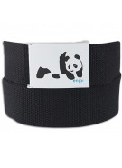 Enjoi Panda Web Belt - Black - Belt