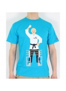 Enjoi Board Breaker Tee - Turquoise - Mens T-Shirt