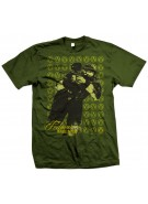 2011 Virtue Federov Pro T-Shirt - Army