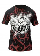 Fightco MMA Smackdown T-Shirt - Black