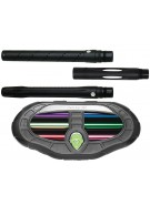 GOG Freak Barrel Complete Kit - Spyder - Dust Black/Dust Black