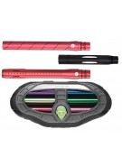GOG Freak Barrel Complete Kit - Spyder - Dust Red/Dust Black