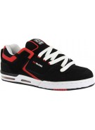 Globe Cleaver - Black/Red/White - Skateboard Shoes