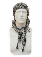 Gen X Global Special Forces Head Wrap Checkers - White