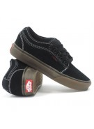 Van's Chukka Low - Youth Shoes - Andrew Allen/Black/Gum