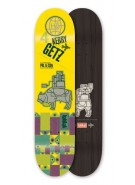 Habitat Kerry Getz Pack Animal - 7.75 - Skateboard Deck