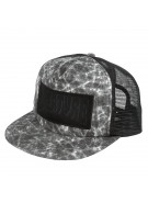 Creature Patch Distressed Trucker Mesh - Black - Mens Hat