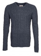 Globe County Crew - Black - Mens Sweater