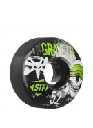 Bones STF Pro Gravette Hostage - 52mm - Black - Skateboard Wheels
