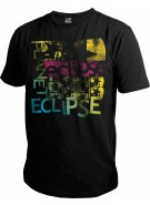 Planet Eclipse Men's 2011 Grunge T-Shirt - Spectrum Black