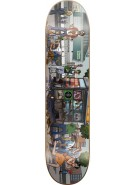 World Industries Shetler Stereotype - 8.25 - Skateboard Deck