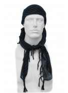 Gen X Global Special Forces Head Wrap Checkers - Blue