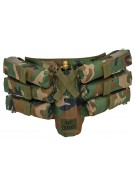 Valken V-Tac Paintball Harness 6+1 - Woodland