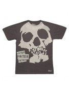 Hater 09 Paintball T-Shirt - Hate Skull - Charcoal