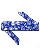 HK Army Headband - Bandana Blue