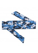 HK Army Headband - Digital Blue