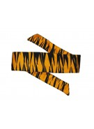 HK Army Headband - Jagged Orange