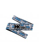 HK Army Headband - HK RockHer Blue