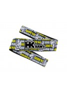 HK Army Headband - HK RockHer Yellow