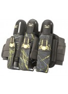 2012 Valken Crusade Paintball Harness 3+6 - Static Yellow