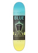 Blueprint Skateboards Pachinko Fade Baines - 8.125 - Skateboard Deck