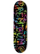 Premium Skateboards Multi Color - 8.25 - Skateboard Deck