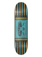 Blueprint Skateboards Smith Strike A Light - 8.0 - Skateboard Deck