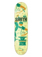 Blueprint Skateboards Neil Smith Blacksmith - 8.125-Inch - Skateboard Deck