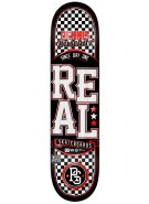 Real Busenitz Low Pro Redline Large - Skateboard Deck