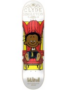 Blind Singleton Brotherhood R7 - Clyde Singleton - 7.9 - Skateboard Deck