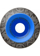Spitfire Wheels Hardcore 2 Conicals - Blue - 53.5mm - Skateboard Wheels