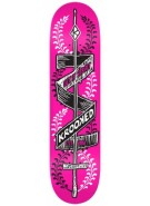 Krooked Poke Yer Eyes Out Large LG - Pink - 8.38 - Skateboard Deck