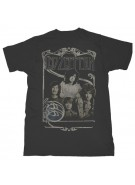 Led Zeppelin Good Times Bad Times - Black - Band T-Shirt