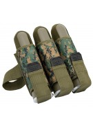 Valken V-Tac 3 Pod Web Belt Paintball Harness - Marpat