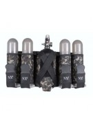 NXE 4+1 Paintball Harness - Digi Camo