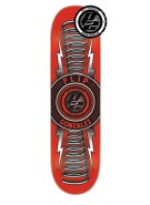 Flip Gonzalez Springers P2 - Red - 8in x 31.5in - Skateboard Deck