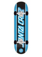 Santa Cruz Opus Strip Sk8 Powerply - 7.8in x 31.7in - Complete Skateboard