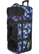 Planet Eclipse 2013 Classic Kitbag - Plaid Purple